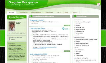 exemple de cv do you buzz Diffuser son CV en ligne avec Doyoubuzz   Durablement   Réseau  exemple de cv do you buzz